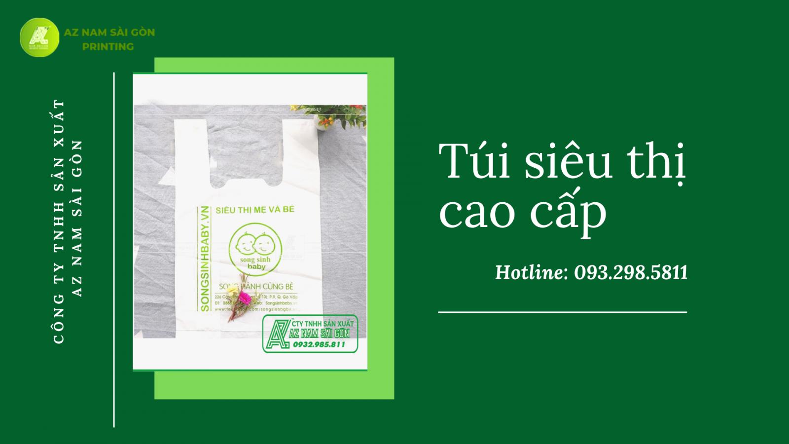 AZ Nam Sài Gòn đối tác uy tín của các hệ thống siêu thị