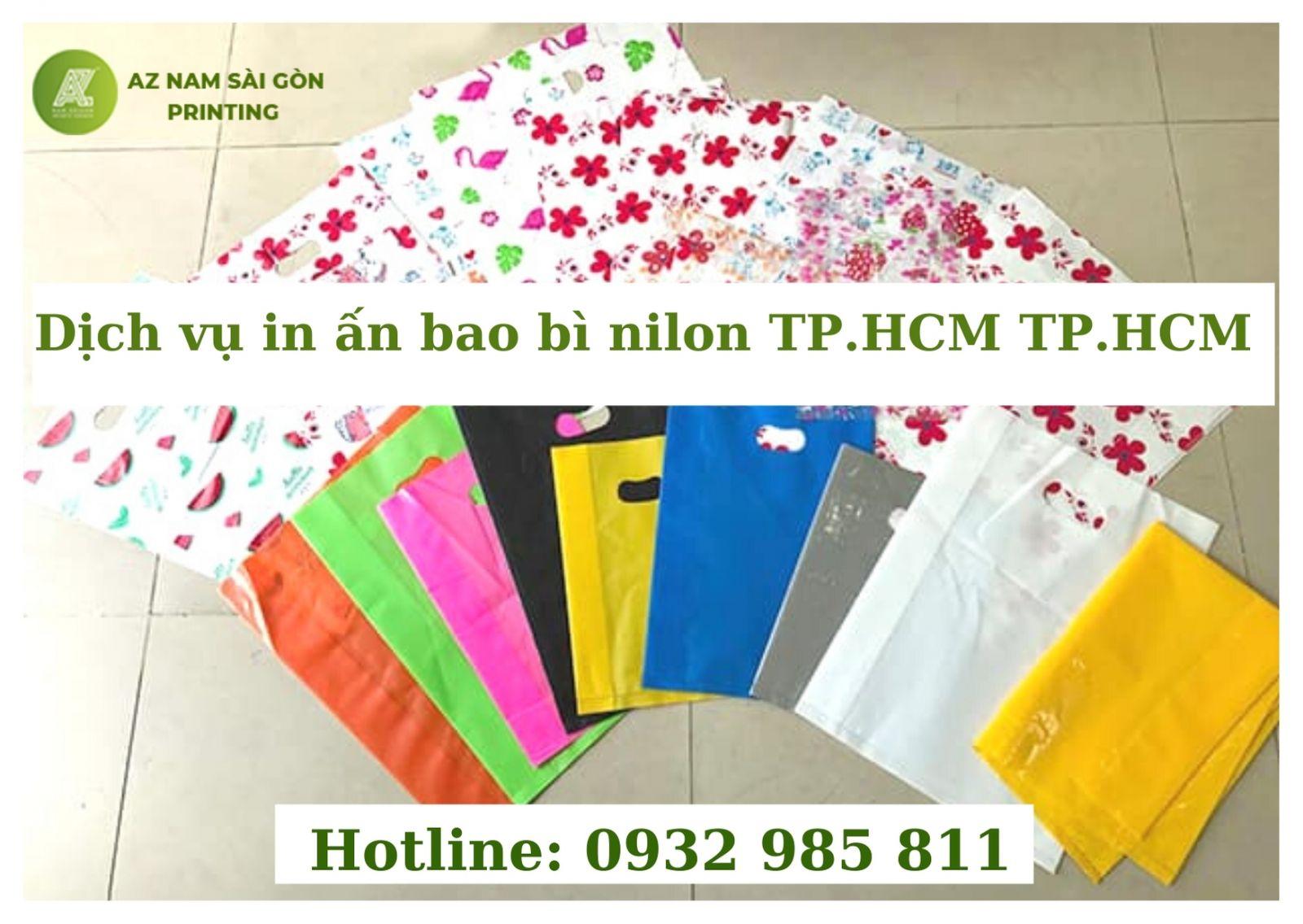 Túi nilon AZ Nam SG