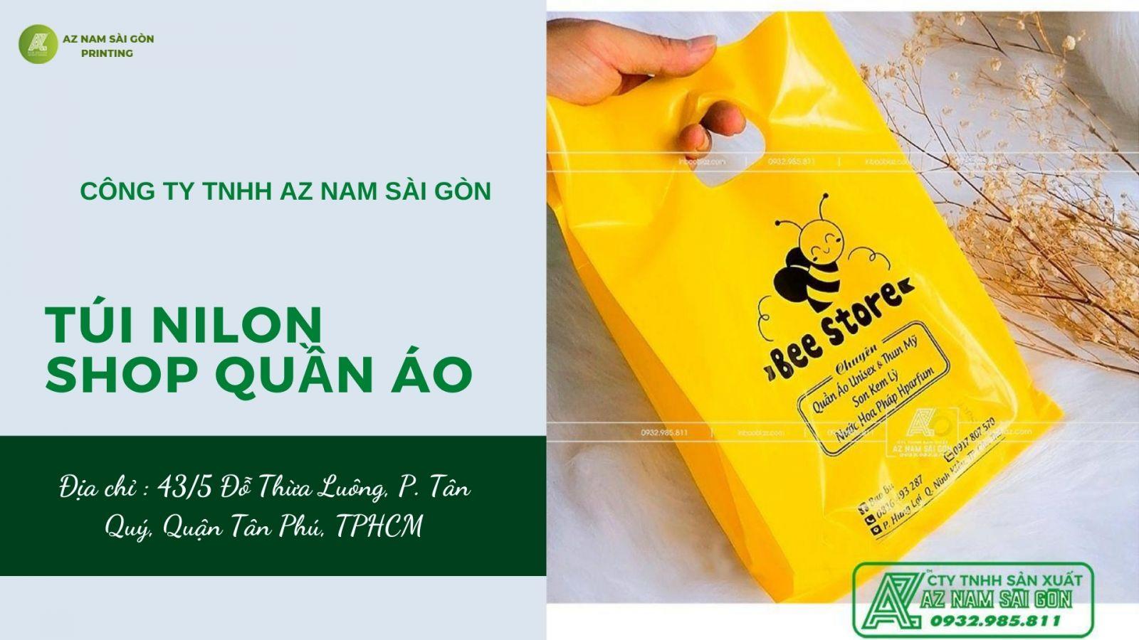 xưởng in AZ Nam Sài Gòn